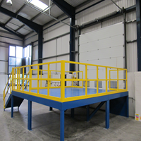 Armo | Dock Levellers | Swing Lip | Hydraulic Lifts | Telescopic Lip | Loading Docks | Modular Dock