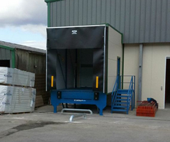 Armo Loading Bay Goods Lifts Dock Levellers Shelters