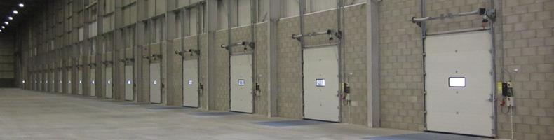 Armo Industrial Doors | High Speed Doors | Sectional Overheard Doors