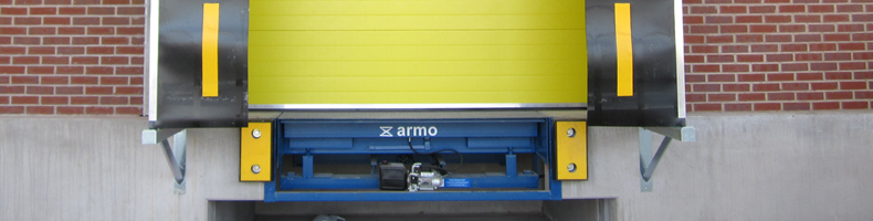 Armo Telescopic Lip Dock Leveller ARSL
