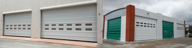 High Speed Industrial Doors | Armo | Loading Bay Doors | Accessories