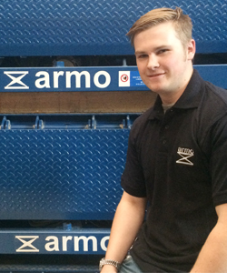 Dan | Armo UK | Meet The Team