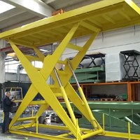 ARDD | Armo Double Deck Lift | Dock Leveller | Shelters | Loading Bays | Lifting Tables | Goods Lifts | UK