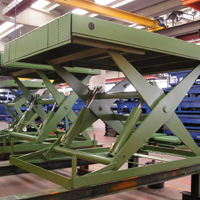 Goods Lift | Lifting Platform | Armo