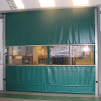 Armo High Speed Industrial Door & Industrial Doors | Roller Shutter | Fast Action | Insulated | High Speed