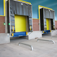 Armo | Dock Levellers | Swing Lip | Hydraulic Lifts | Telescopic Lip | Loading Docks