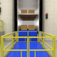 Double Deck Lift | Armo | Lifting Tables