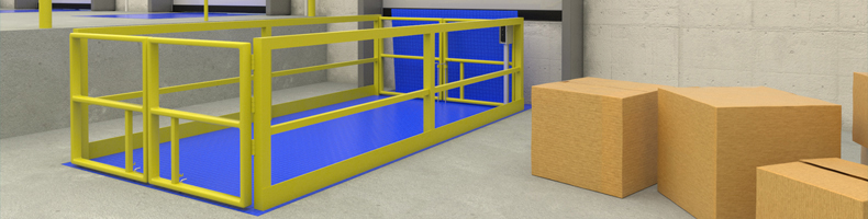 Mezzanine Lift | Armo | Lifting Tables